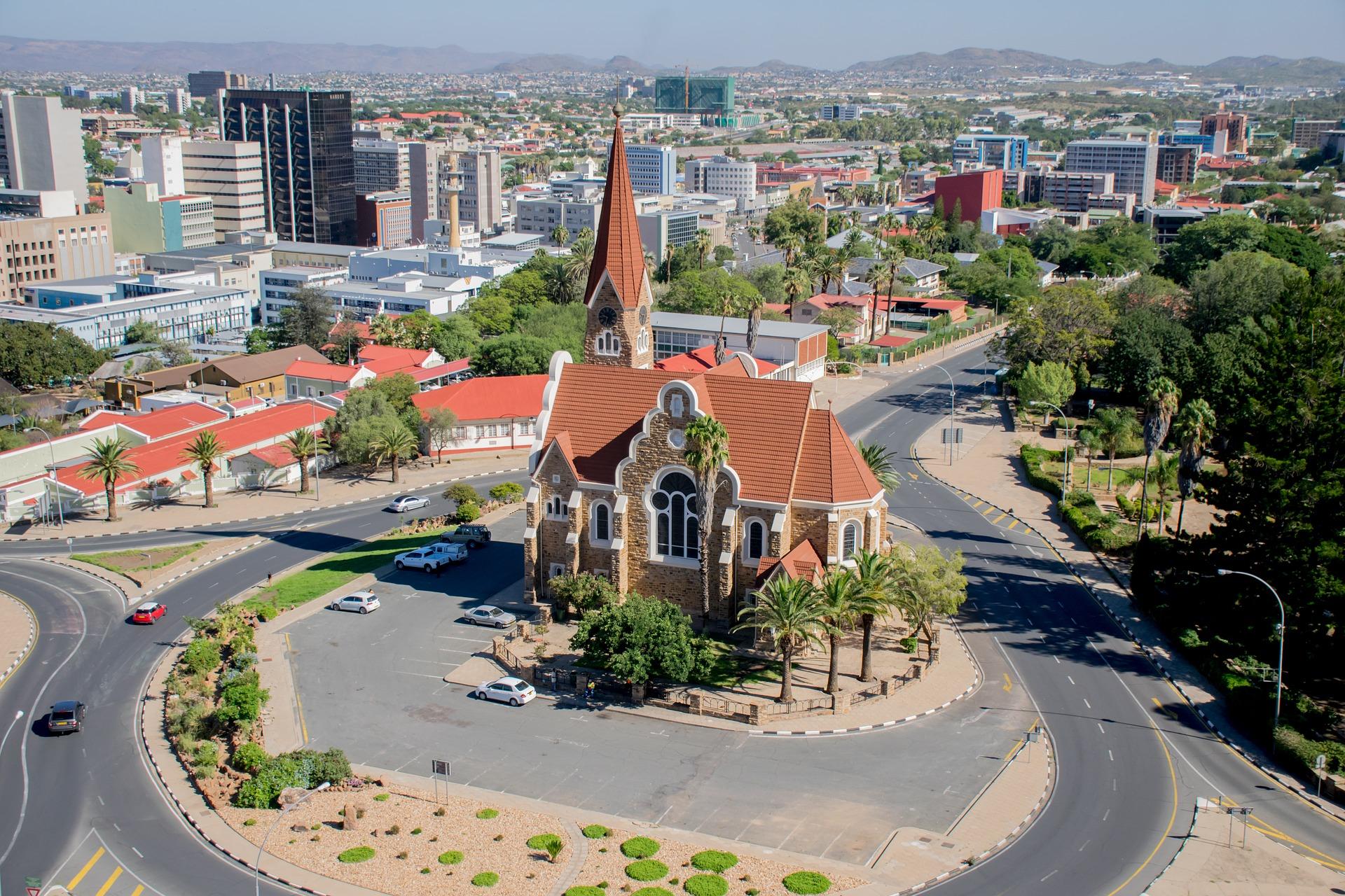 Pixabay – Windhoek