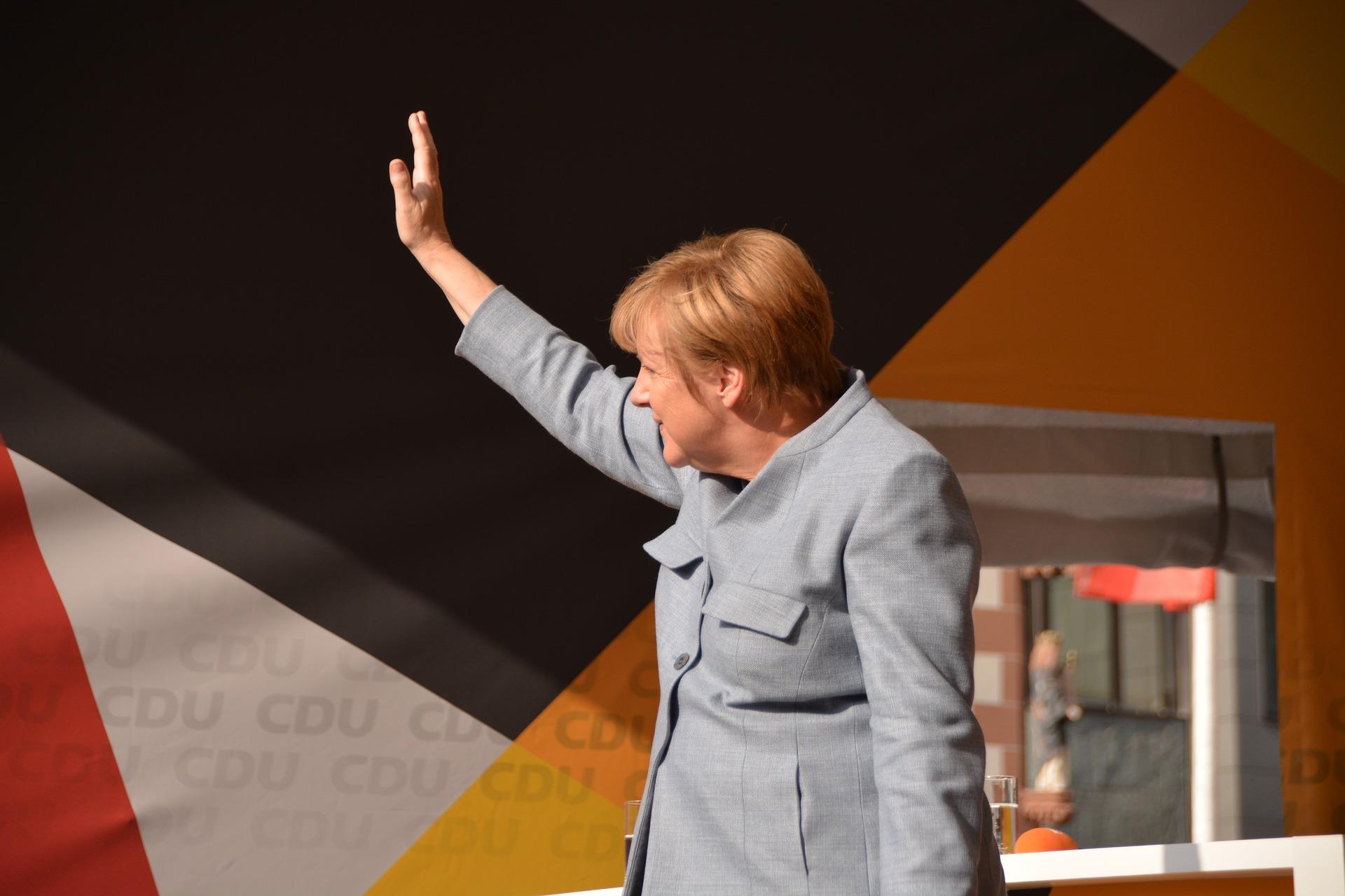 Pixabay – Merkel Germany