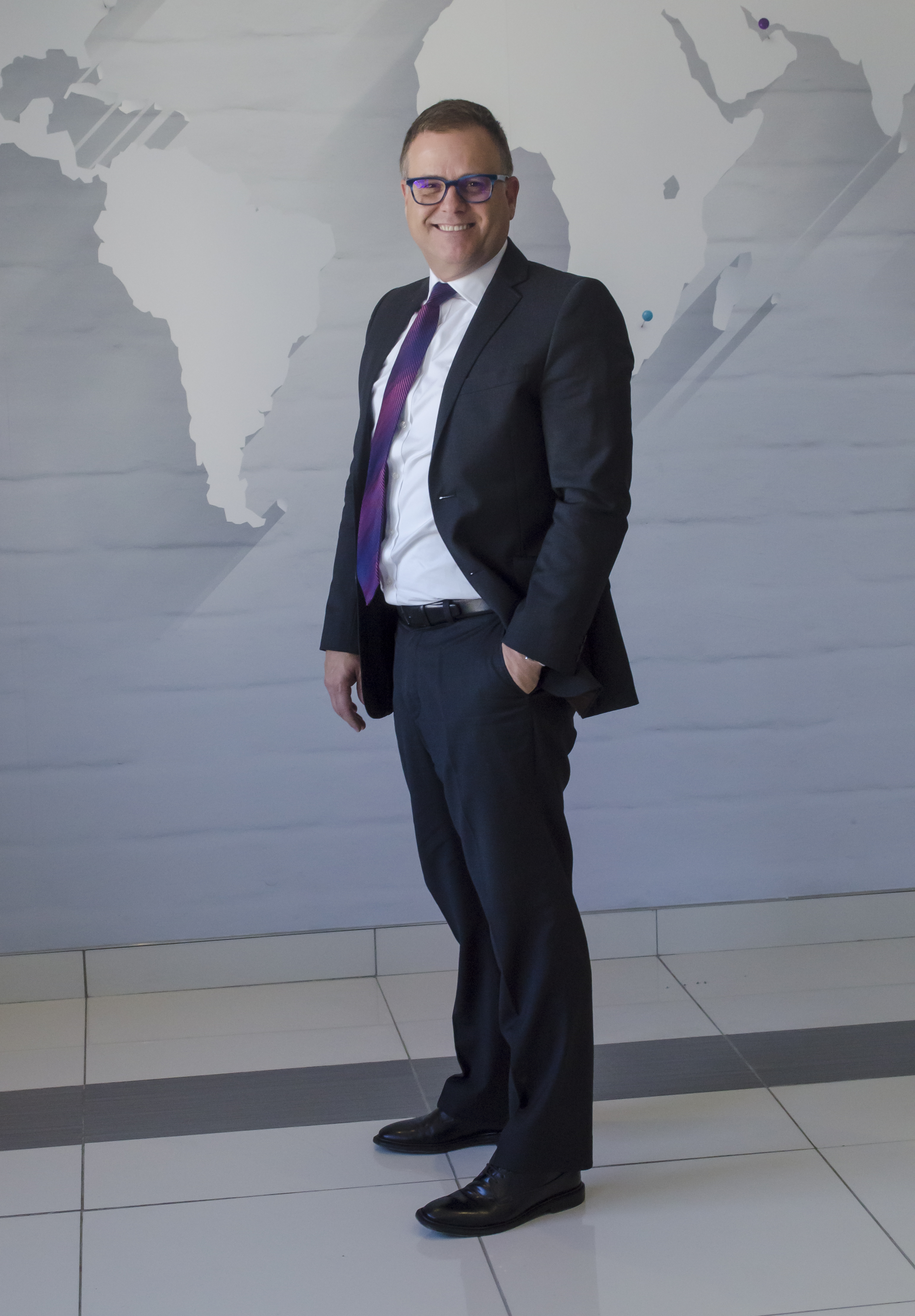 Craig Beney, joint CEO of newly established Helical Capital Partners