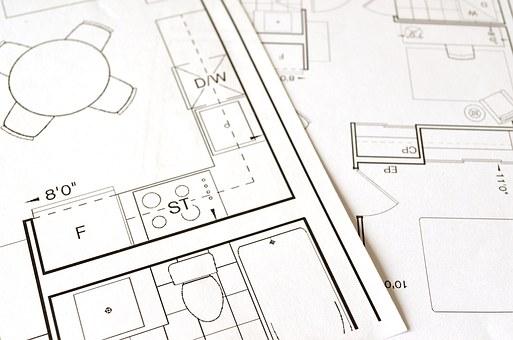 Pixabay – Housing blueprint