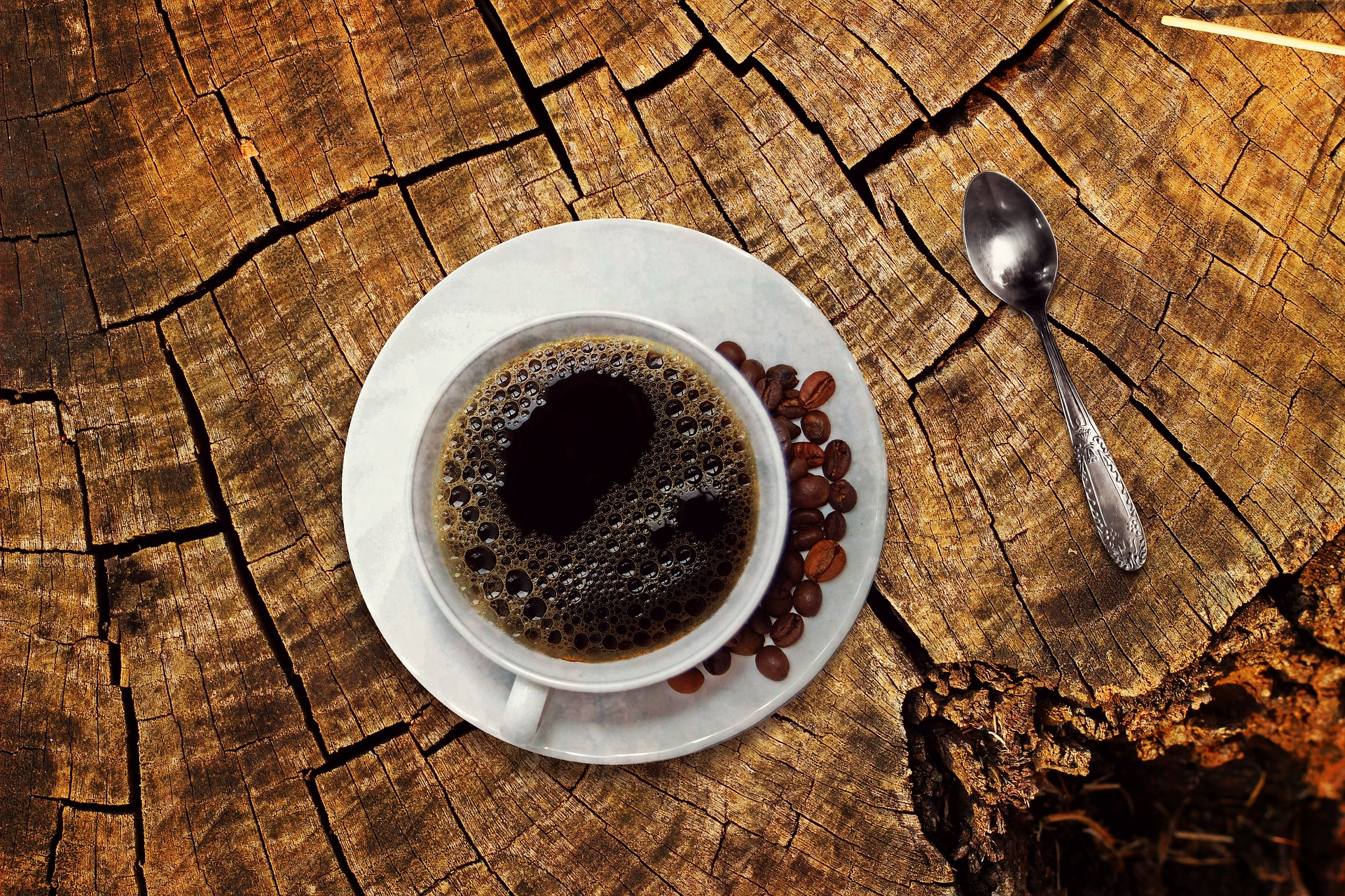 Picabay – Coffee cup