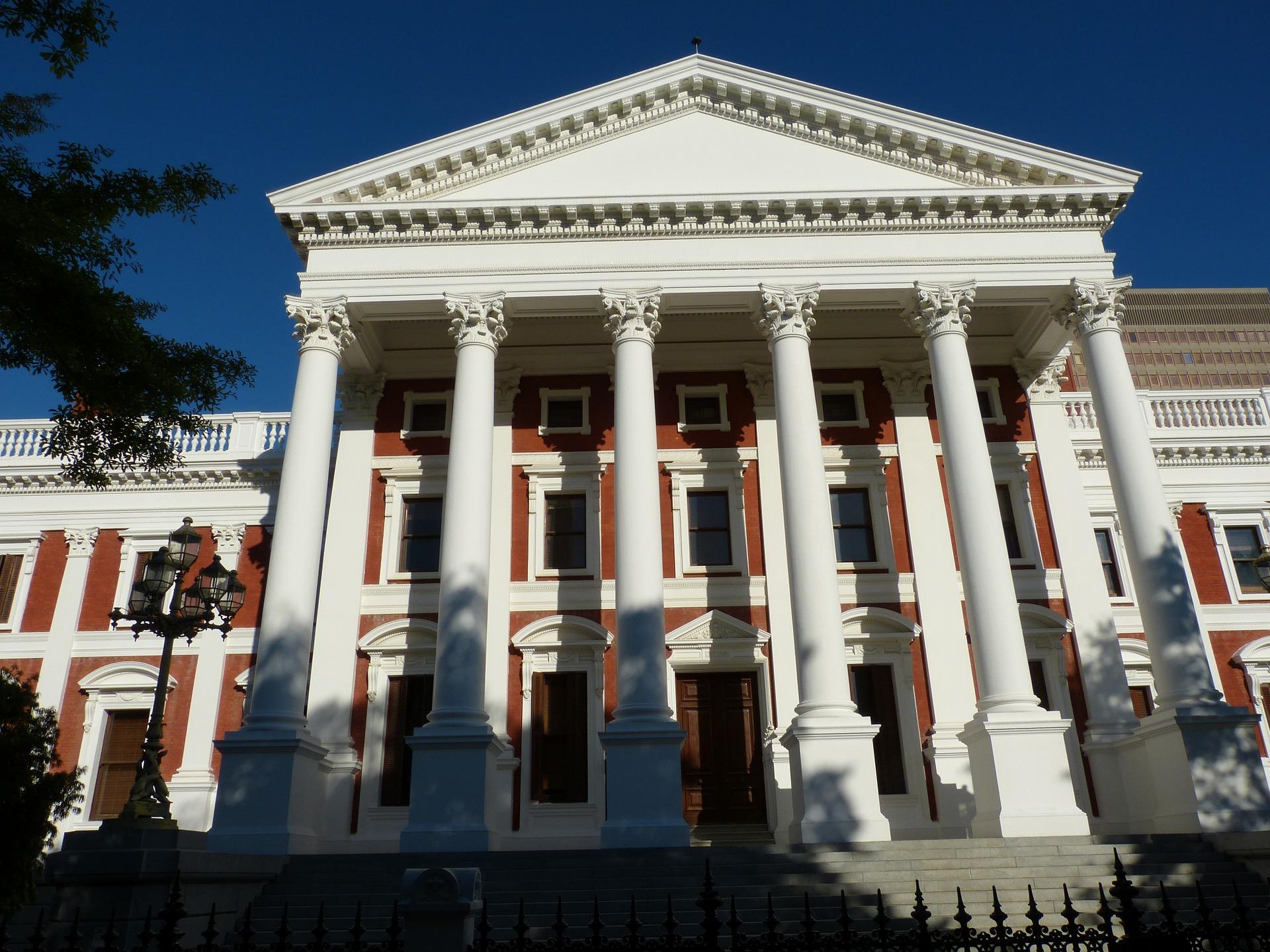Pixabay – Cape Town Parliament