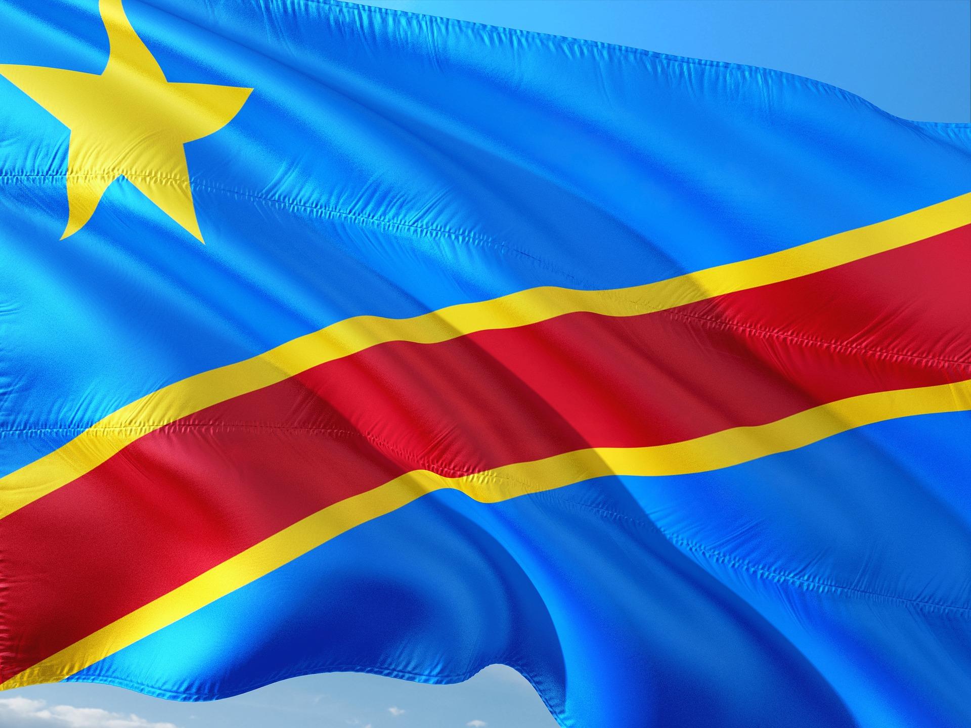 Pixabay – DRC Flag