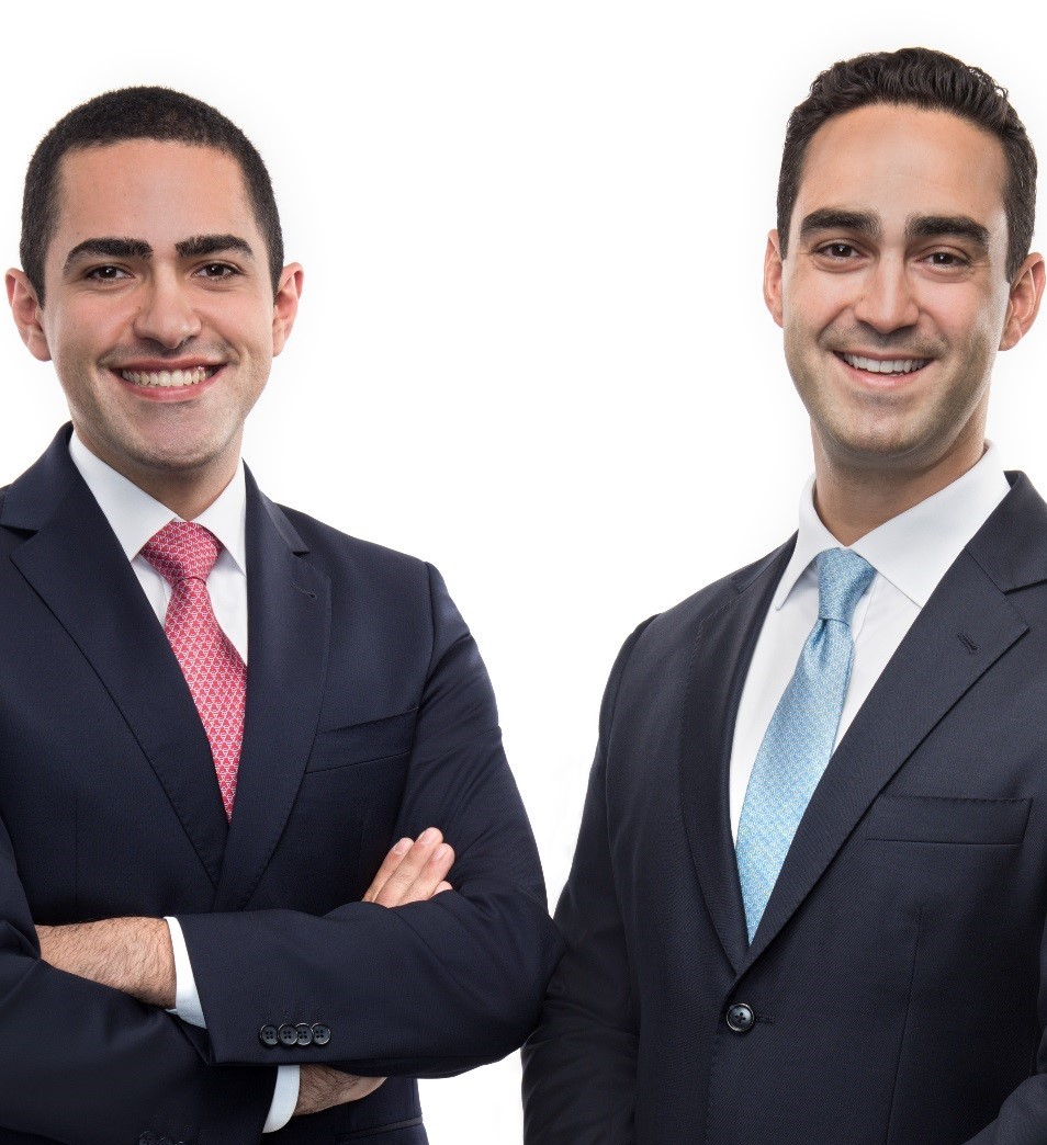 Gulf Capital Appoints Omar Rifai (right) and Majd Khodr (left) in Private Debt III