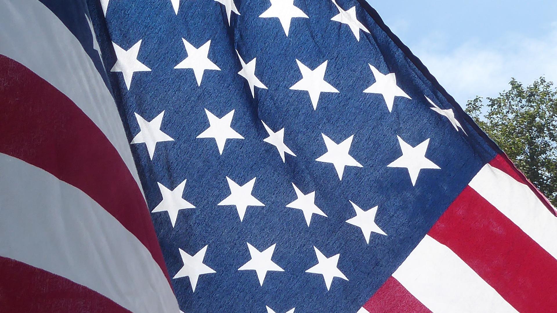 Pixabay – USA Flag II