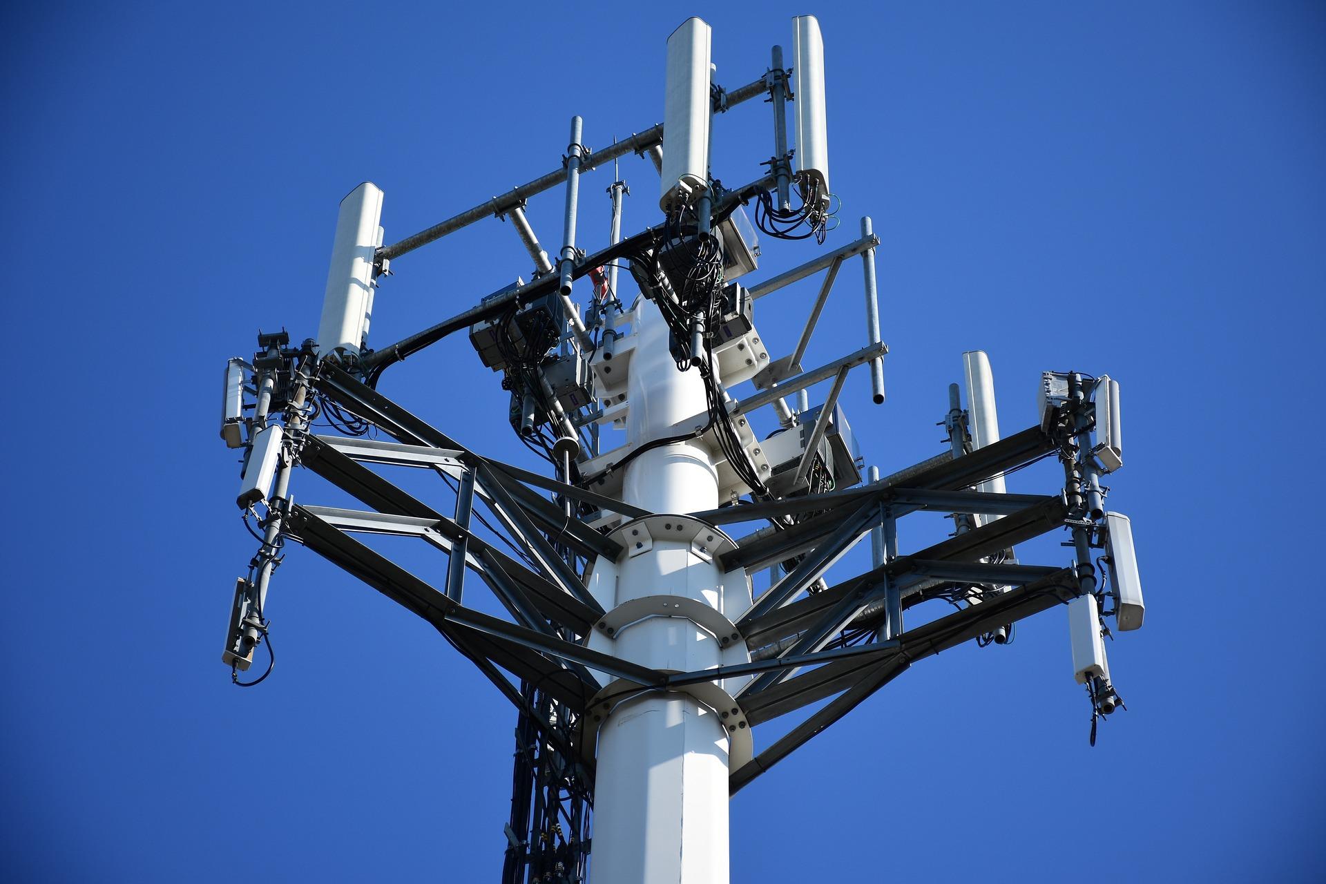 Pixabay – Telecom Tower III