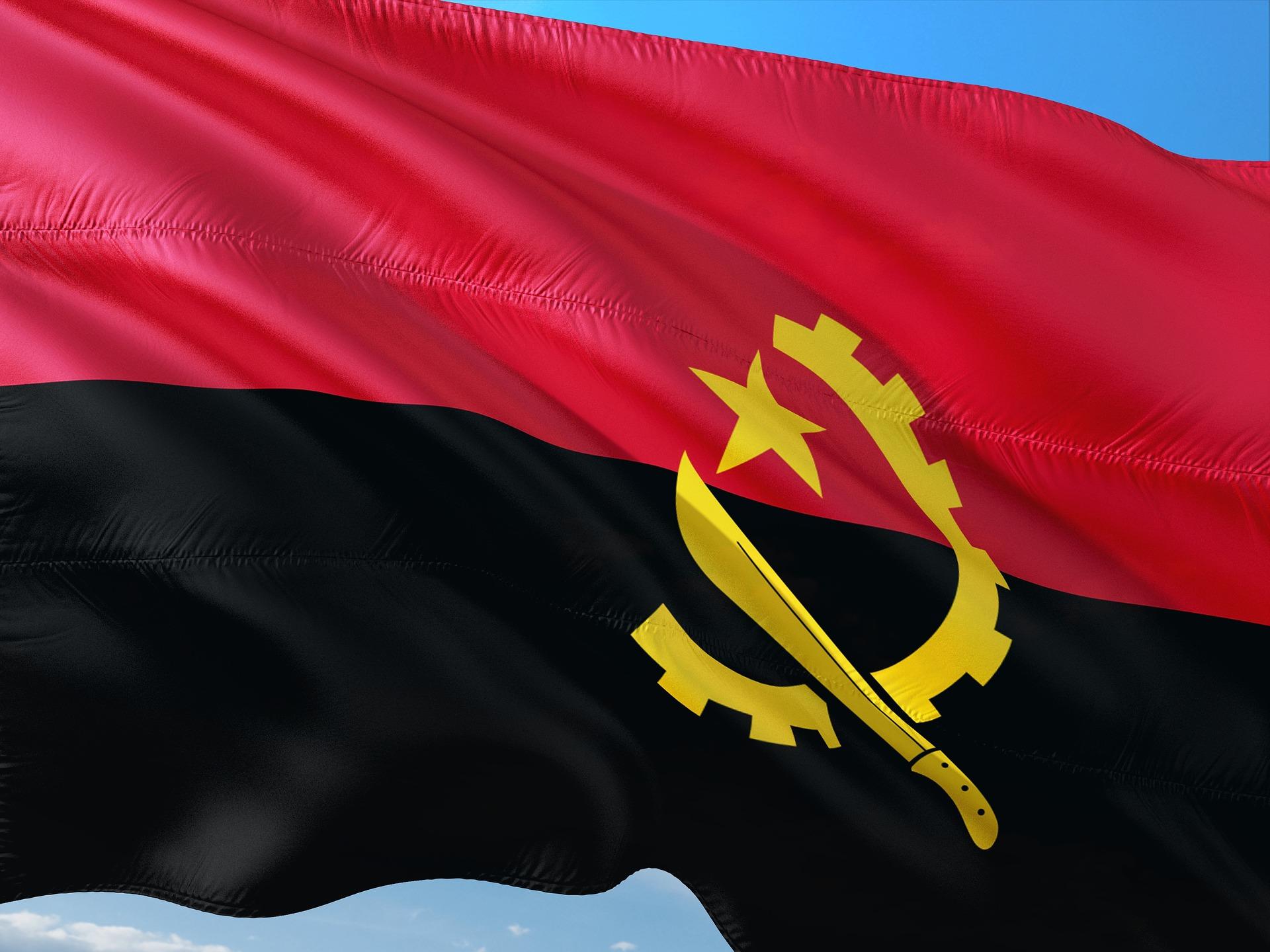 Pixabay – Angola Flag